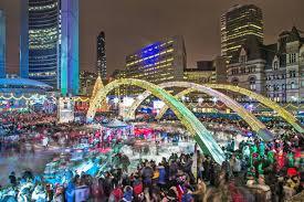 The Holiday Fair at Nathan Phillips Square